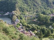Амбиале, Ambialet, фотографии Франции, достопримечательности Франции, природа Франции