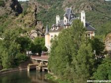Амбиале, Ambialet, Франция фото, горы во Франции