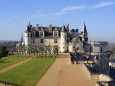 Amboise, Амбуаз, Франция фото, достопримечательности, Луара