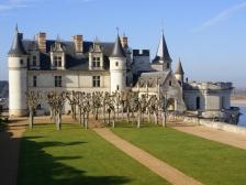 Amboise, Амбуаз, фото Франции, город, замок, королевский дворец