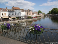 Амьен, Amiens, фото туристов, карта Амьена, история Франции