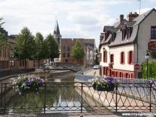 Амьен, Amiens, университет Амьена, Франция фото