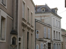 Анже, Angers, фото Франции, города Франции, карта