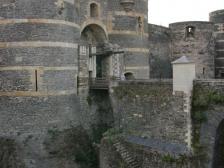 Анже, Angers, фотографии Франции, замок Анже, Анжер