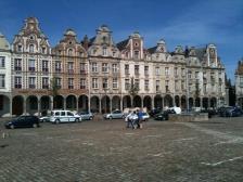 Аррас, Arras, фото Франции, город, отзывы туристов