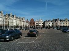 Аррас, Arras, фотографии Франции, Нор - Па-де-Кале, достопримечательности
