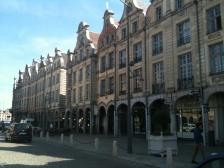Аррас, Arras, Франция фото, площадь, Фландрия, история