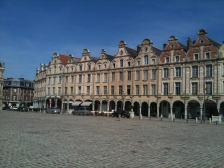 Аррас, Arras, Франция фотографии, Видок, Север