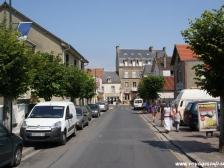 Арроманш, Arromanches, фото Франции, Франция города, вторая мировая война