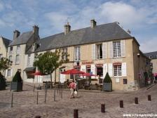 Байо, Bayeux, фото Франции, города Франции, гобелен