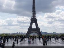 Экскурсия по Парижу на красном автобусе, Bus Rouge de Paris, фото Франции, Париж