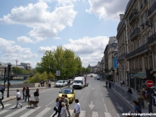 Экскурсия по Парижу на красном автобусе, Bus Rouge de Paris, фото Парижа, достопримечательности
