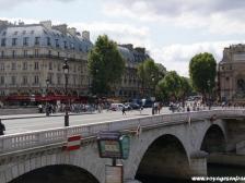 Экскурсия по Парижу на красном автобусе, Bus Rouge de Paris, фотографии Франции, автобус