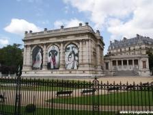 Экскурсия по Парижу на красном автобусе, Bus Rouge de Paris, виды Парижа, обзорка