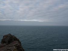 Мыс Фреэль, Cap Frehel, Франция фото, достопримечательности Франции, форт