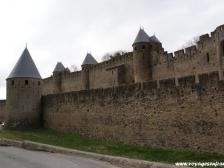 Каркассон, Carcassonne, фотографии Франции, достопримечательности Франции, природа Франции