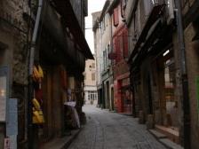 Каркассон, Carcassonne, фото Франции, города Франции, Гасконь