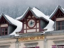 Шамони, Chamonix, фото Франции, города Франции, Альпы