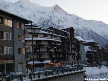Шамони, Chamonix, фотографии Франции, горнолыжный центр, природа Франции