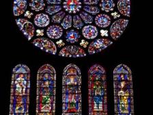 Шартр, Chartres, фотографии Франции, собор в Шартре