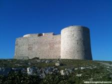 Замок Иф, Chateau d\'If, Франция фото, достопримечательности, Лазурный берег