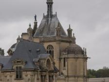 Замок Шантийи, Chateau de Chantilly, фотографии Франции, отзывы туристов, пригород Парижа
