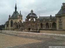 Замок Шантийи, Chateau de Chantilly, Франция фото, замки Франции, музей Конде