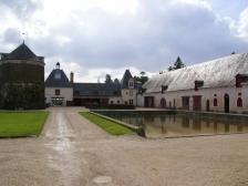 Замок Шеверни, Chateau de Cheverny, Франция фото, замки Франции