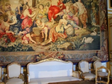 Chateau de Fontainebleau, Замок Фонтенбло, Франция фото, достопримечательности