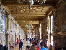 Chateau de Fontainebleau, Замок Фонтенбло, дворец, как добраться