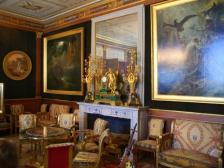 Chateau de Malmaison, Замок Мальмезон, Франция фото, достопримечательности