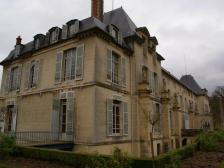 Chateau de Malmaison, Замок Мальмезон, фото Франции, замок