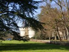 Замок Шомон сюр Луар, Chateau de Chaumont-sur-Loire, Франция фотографии, замки Луары, достопримечательности