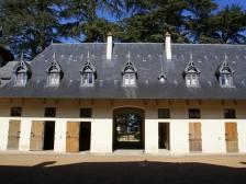 Замок Шомон сюр Луар, Chateau de Chaumont-sur-Loire, фотографии Франции, отзывы
