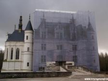 Замок Шенонсо, Chateau de Chenonceau, фото Франции, города Франции, Шенонсо замок