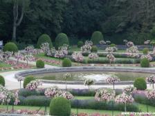 Замок Шенонсо, Chateau de Chenonceau, Франция фотографии, замок, природа
