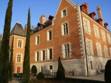 Замок Кло Люсе, Chateau du Clos Luce, фотографии Франции, да винчи, изобретения