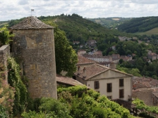Корд, Сordes sur ciel, Франция фото, горы во Франции