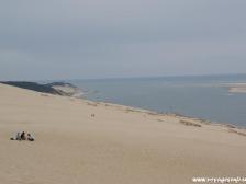 Дюна Пила, Dune du Pyla, Франция фотографии, история Франции