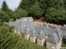Франция в миниатюре, France miniature, пригороды Парижа, история Франции
