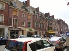 Жьен, Gien, фотографии Франции, замок, фарфор