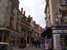 Жьен, Gien, Франция фото, замки Луары, посуда