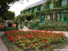 Живерни, Giverny, фото Франции, города Франции, Живерни Моне