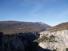 Вердонский каньон, Gorges du Verdon, фото Франции, Прованс, природа