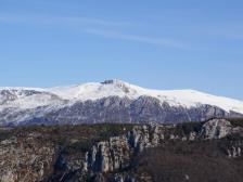 Вердонский каньон, Gorges du Verdon, виды, серпантин, скалы