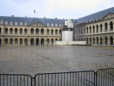 Дворец Инвалидов, Les Invalides, дом инвалидов, город, достопримечательности