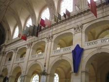 Дворец Инвалидов, Les Invalides, собор, музей, инвалиды