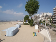 Ля Боль, La Baule, фотографии Франции, курорт Ля Боль, океан