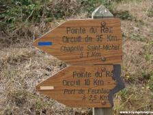 Пуэнт-дю-Ра, La Pointe du Raz, Франция фото, достопримечательности, Финистер
