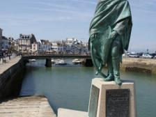 Ле Круазик, Le Croisic, Франция фотографии, Бретань, побережье